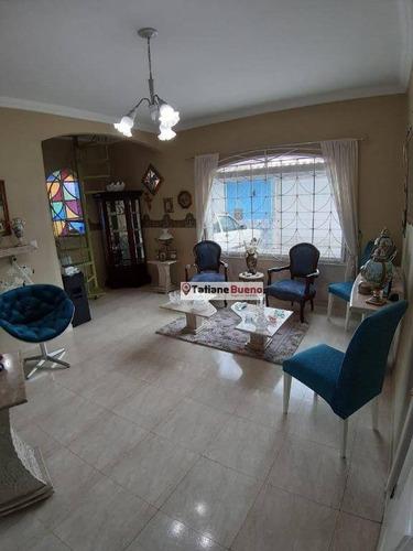 Imagem 1 de 9 de Sobrado Com 7 Dormitórios À Venda, 500 M² Por R$ 1.060.000,00 - Jardim Das Indústrias - São José Dos Campos/sp - So0268
