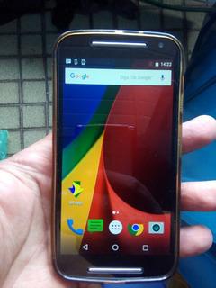 Celular Moto G2 Original 16gb Camera 8mp Conecta 4g Android