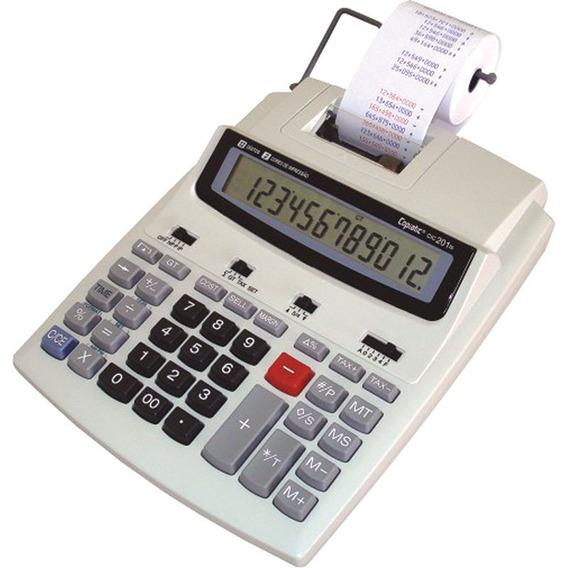 Calculadora De Mesa Copiatic Cic 201 Ts Com Impressora Menno