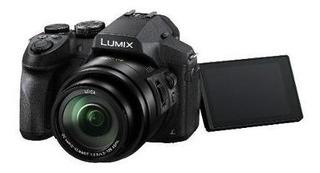 Cámara Digital Lumix Dmc-fz300ppk - Video 4k