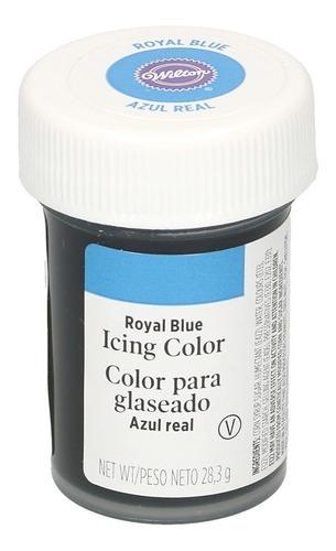 Gel Colorante Para Glaseado Azul Real Wilton Original