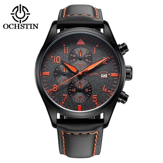 Relógio Masculino Ochstin De Pulso Cronografico 2018