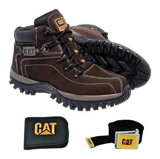 Boots Caterpillar Jeep Strada Kit Gratis Unissex