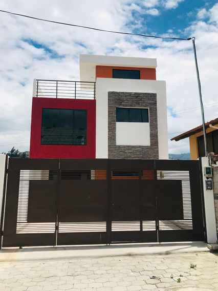 Casa De Venta Ambato Sector La Península