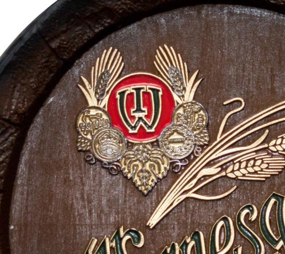 Barril De Parede Grande - Wernesgruner Cerveja