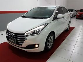 Hyundai Hb20s 1.6 Premium Flex Automático - Igual A Zero Km