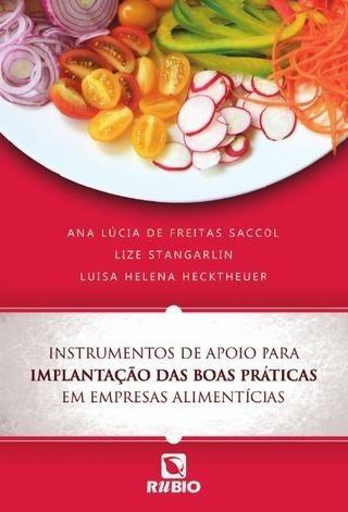 Livro Boas Práticas Empresas Alimenticias