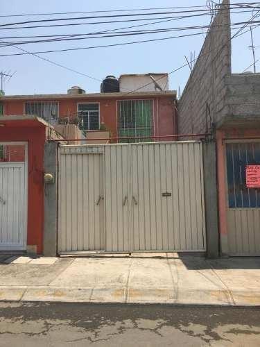 Se Vende Casa Duplex En Planta Baja En Fraccionamiento Izcalli Ixtapaluca