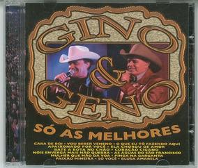 Cd - Gino & Geno- Só As Melhores