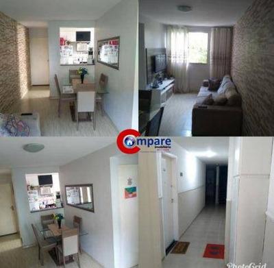 Apartamento Com 2 Dormitórios À Venda, 45 M² Por R$ 200.000 - Jardim Presidente Dutra - Guarulhos/sp - Ap7421