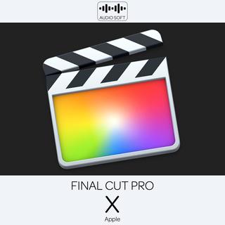 Apple Final Cut Pro X Para Mac