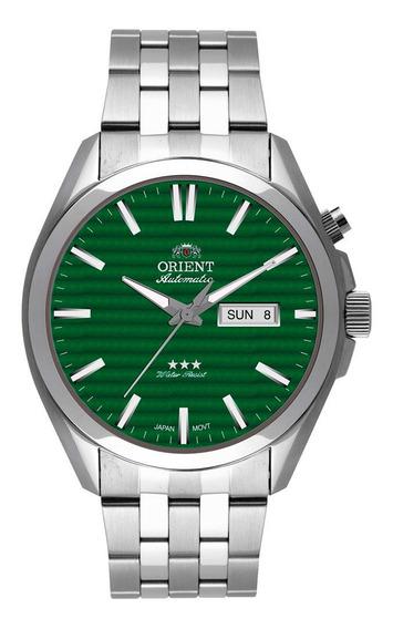 Relógio Orient Masculino Ref: 469ss041 E1sx