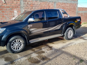 Toyota Hilux 3.0 Cd Srv Cuero I 171cv 4x4 4at 2012