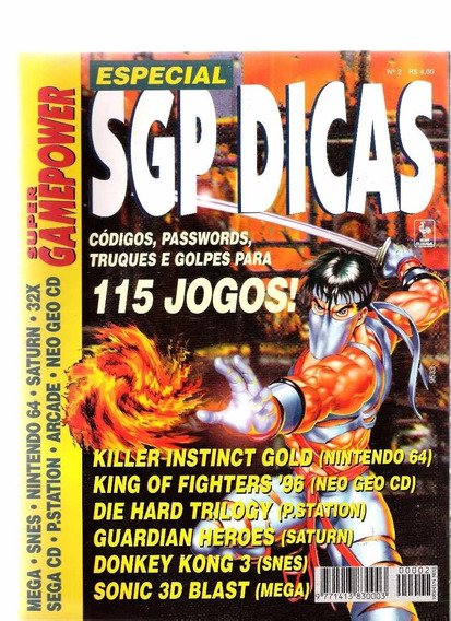 Super Gamepower Especial-sgp Dicas--2.