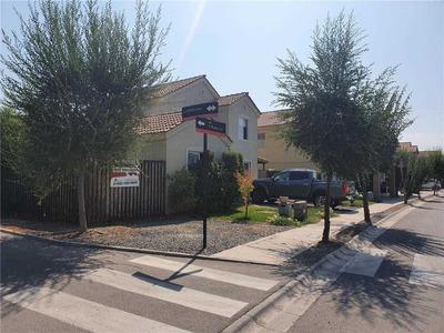 Barrio Chicauma Condominio El Rodeo, Lampa - Casa 126