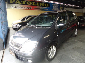 Renault Scénic Megane Expression 1.6 Flex 4p Manual