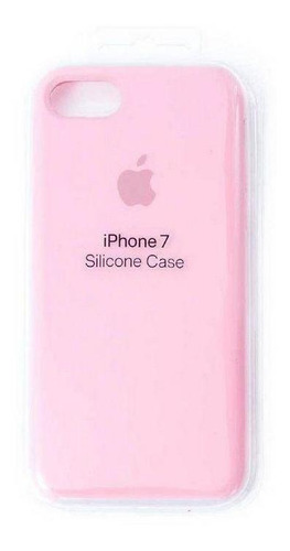 Capa Original iPhone 7 / 8 Apple - Rosa