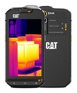 Cat S60 Smartphone Dual Sim 4g 3gb Ram Fm 13mpx 5mp Garantia