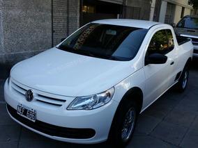Volkswagen Saveiro 2013 Cabina Extendida Full C/gnc 5ta