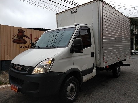 Iveco Daily 35s14 Diesel 2014