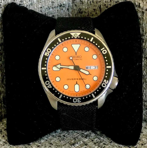 Relógio Seiko Skx011 - 7s26 Em Excelente Estado