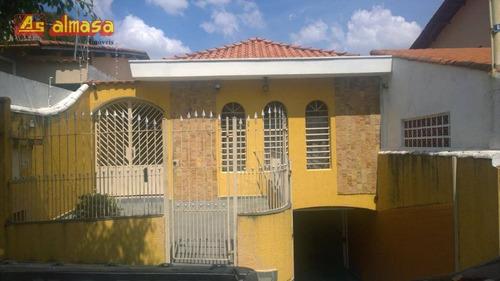 Casa Com 2 Dormitórios À Venda, 225 M² Por R$ 650.000 - Jardim Aliança - Guarulhos/sp - Ca0248