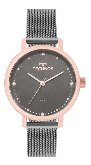 Relógio Technos Feminino Trend Bicolor - 2035mmo/5c