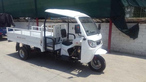 Motocarro 300cc C/sistema Hidráulico