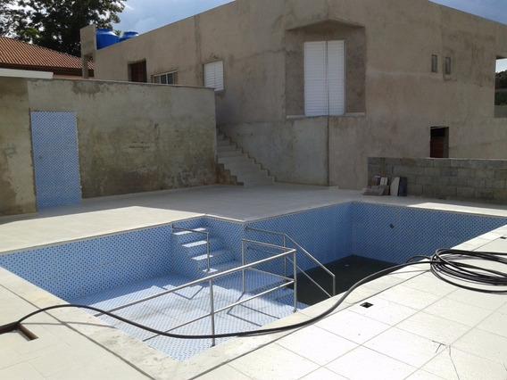 Chácara Casa 120m2 + Piscina + Galpão 200m2 + Anexos