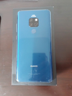 Huawei Mate 20 128gb Azul Usado
