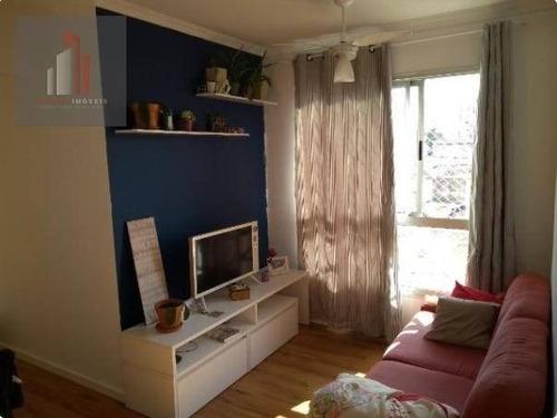 Imagem 1 de 29 de Apartamento Com 2 Dormitórios À Venda, 49 M² Por R$ 279.995,60 - Freguesia Do Ó - São Paulo/sp - Ap0010