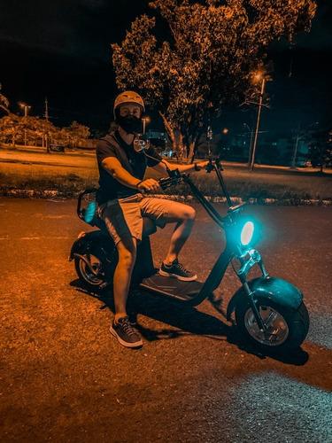 Scooter Elétrica Watts (melhor Marca Do Mercado)