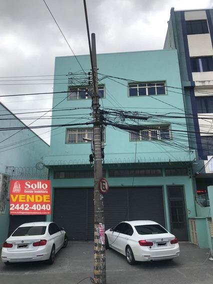 Prédio Comercial 617m² Com 10 Vagas.