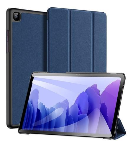 Imagen 1 de 7 de Samsung Galaxy Tab A7 2020 10.4 T500 Funda Smart Cover Dux
