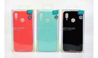 Funda Huawei Nova 3 Mercury Goospery Soft Feeling