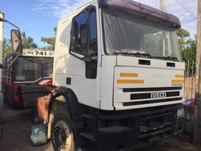 Camion Iveco Dado De Baja Repuestos Cabina
