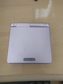 Game Boy Advance Ags 101 Sp Brighter S/fonte