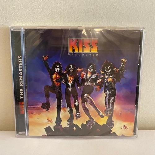 Kiss  Destroyer Cd Nuevo Musicovinyl
