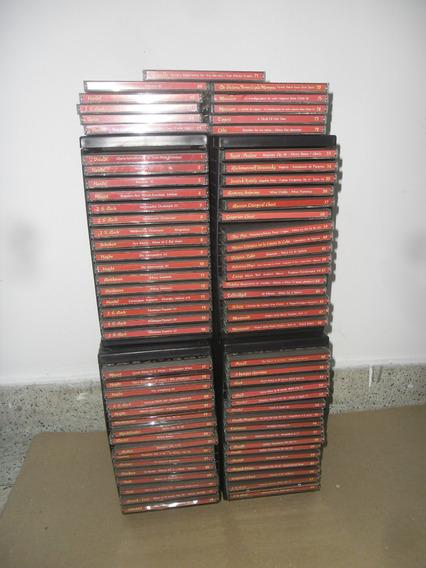 Cd Coleção Música Sacra 5 Livros + 75 Cds