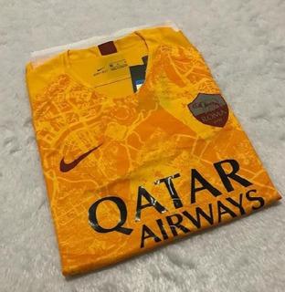 Camiseta Da Seleção Da Roma Oficial Frete Grátis Pronta E