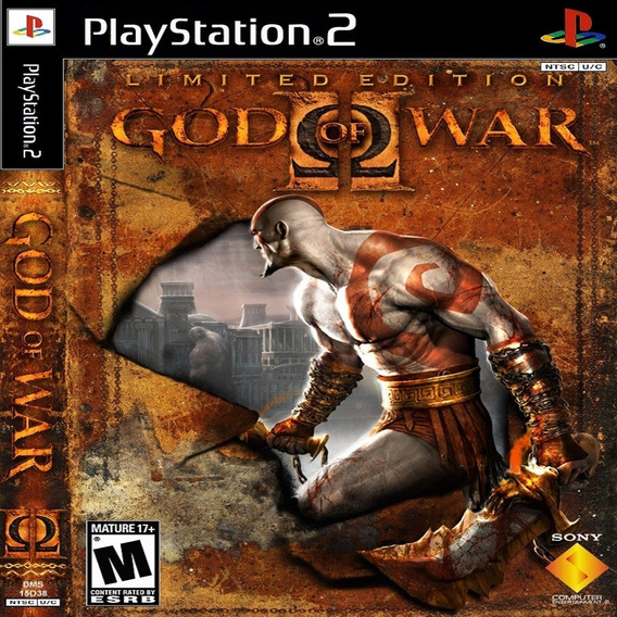 God Of War 2 Português Legendado Ps2 Desbloqueado