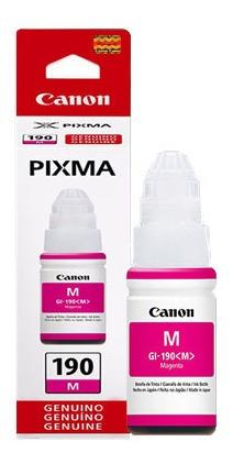 Tinta Canon Pixma Magenta 70 Ml Original Gl-190 M Nnet