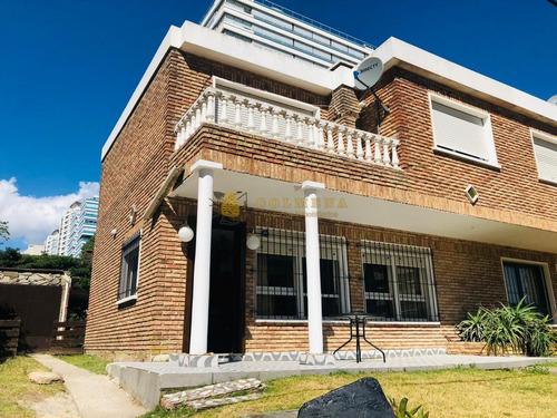 Casa De 3 Dormitorios, Parrillero Al Fondo, Ideal Para Disfrutar El Verano!- Ref: 316