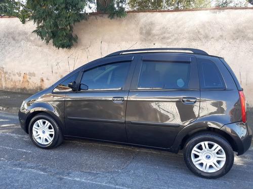 Imagem 1 de 6 de Fiat Ideia Elx 1.4 2008 Economi/ab. Da Tabela