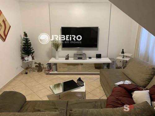 Imagem 1 de 6 de Casa Em Condomínio Para Venda 3 Dormitórios, 3 Vagas, Espaço Gourmet Com Churrasqueira Em Vila Maria São Paulo-sp - 180003