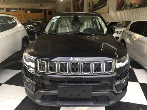 Jeep Compass Limited / Pack Premium / 0km / P. Entrega