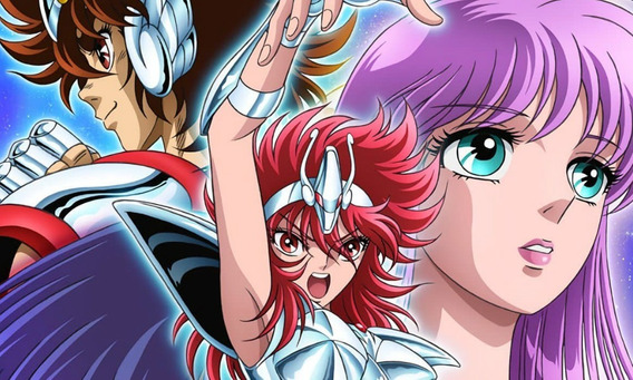 Saint Seiya: Saintia Sho Dvd Anime Cavaleiros Do Zodiaco