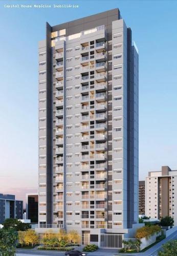Apartamento Para Venda Em São Paulo, Chácara Santo Antônio (zona Sul), 2 Dormitórios, 1 Suíte, 2 Banheiros, 1 Vaga - Cap3057_1-1374589