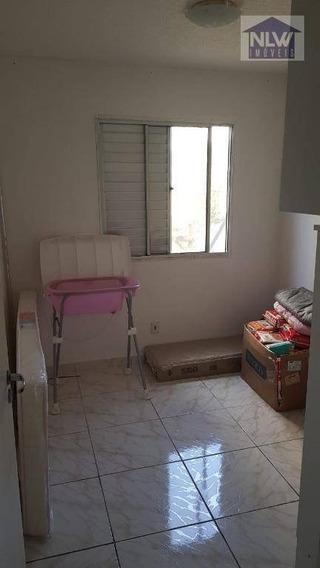 Apartamento Com 2 Dormitórios À Venda, 51 M² Por R$ 213.000 - Vila Cosmopolita - São Paulo/sp - Ap1378