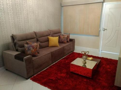 Casa Com 3 Dormitórios Porteira Fechada -são Sebastião - Palhoça/sc - Ca3250
